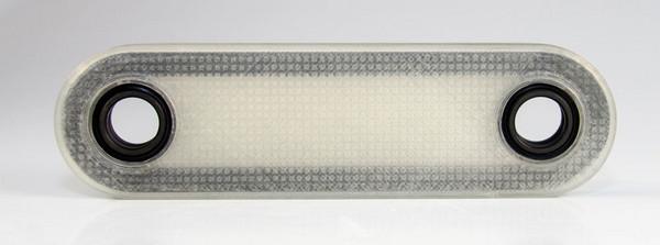 Zugschlaufe mit Endlosfaserverstärkung aus Glasfaser-Polypropylen