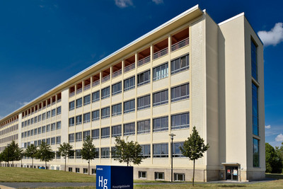 Hochschule Merseburg, Hauptgebäude