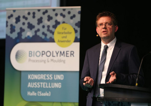 Verleihung: BIOPOLYMER Innovation Award
