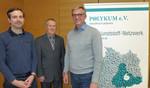 POLYKUM-Vorstand: Dr. Patrick Hirsch, RA Matthias J. Maurer, Peter Putsch