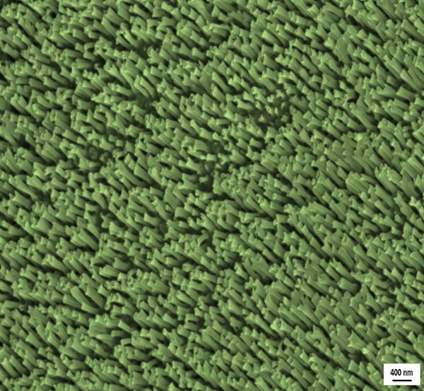 Nanostrukturierte Kunststoffe