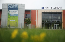 HALLE MESSE: BIOPOLYMER 2019