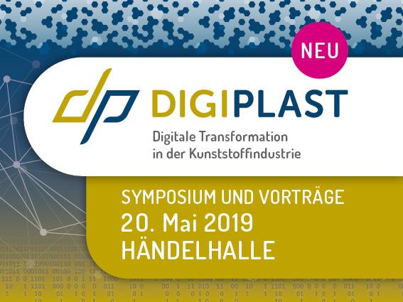 DigiPlast 2019 – Symposium mit Vorträgen und Abendveranstaltung