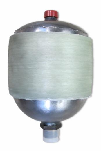 HST Membranspeicher mit Glasfaserarmierung